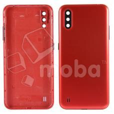 Задняя крышка для Samsung A015F (A01) Красный