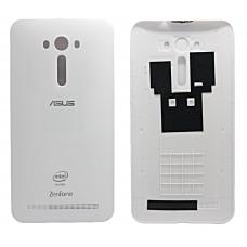 Задняя крышка Asus ZenFone 2 Laser ZE550KL (Z00LD) белая оригинал