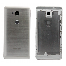 Задняя крышка/корпус Huawei Honor 5X (KIW-L21) серебряный