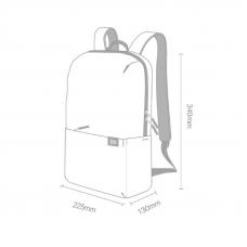 Рюкзак Xiaomi Mi Colorful Mini Backpack 10L ZJB4134CN (черный)