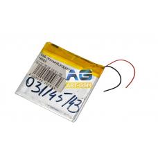 Аккумуляторная батарея, АКБ  (Китай) Универсальные 0,31X43X45