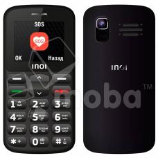 Сотовый телефон INOI 107B (SOS кнопка) Черный