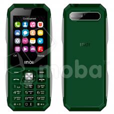 Сотовый телефон INOI 244Z (без Bluetooth, камеры, диктофона) Зеленый