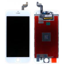 Дисплей с тачскрином для iPhone 6S белый ORG