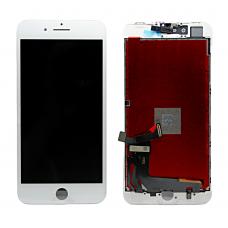 Дисплей с тачскрином для iPhone 8 Plus белый AAA