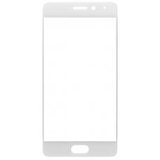 Защитное стекло полное Meizu Pro 7 белое