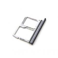 Лоток Sim-карты LG G6 H870DS черный
