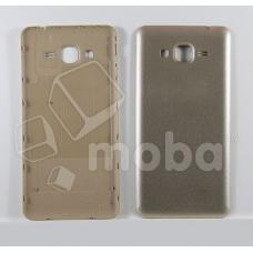 Задняя крышка для Samsung G532F (J2 Prime) Золото