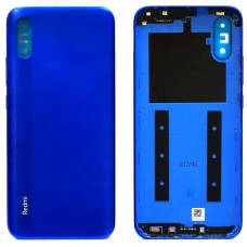 Задняя крышка Xiaomi Redmi 9A синяя