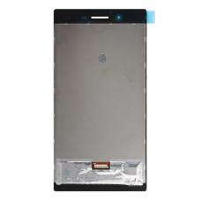 LCD дисплей для Lenovo Tab3 TB3-730 в сборе с тачскрином (черный)
