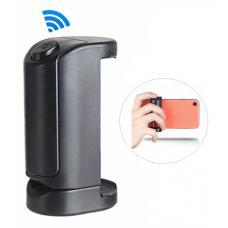 Держатель для телефона Yunteng VCT-3281 с пультом Bluetooth (black)