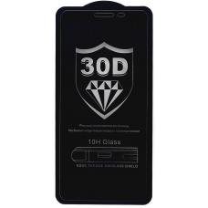 Защитное стекло полное для Samsung Galaxy A01 Core (SM-A013F) / M01 Core (SM-M315F) черное