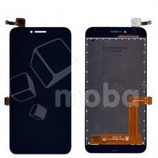 Дисплей для Lenovo Vibe B (A2016) в сборе с тачскрином Черный