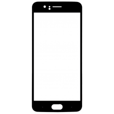 Защитное стекло полное OnePlus 5 черное