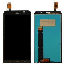 Дисплей с тачскрином Asus ZenFone Go / Go TV ZB551KL / G550KL (X013D) черный