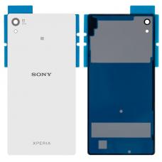 Задняя крышка Sony Xperia Z3 Plus / Z4 E6533 / E6553 белая