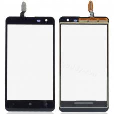 Тачскрин Nokia Lumia 625 RM-941 / RM-943 черный