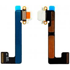 Шлейф зарядки для iPad mini 2 / mini 3 (A1489/A1490/A1491/A1599/A1600/A1601) белый