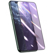 Защитное стекло Baseus Full-screen Curved With Anti-blue Light Composite Film For iP XS Max/11 Pro Max 6.5inch (SGAPIPH65S-HB01) 0.25mm (black)