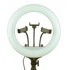 Светодиодная кольцевая лампа LED Soft Ring Light RL-14 (36 см) без штатива (white)