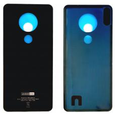 Задняя крышка для Nokia 7.2 Черный