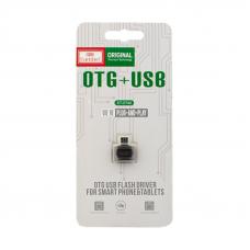 Адаптер Earldom ET-OT40 micro-USB  to USB 2.0 OTG Adapter (черный)