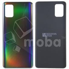 Задняя крышка для Samsung A515F (A51) Черный