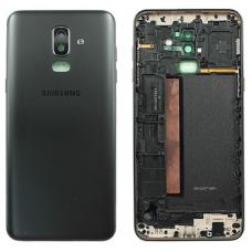 Задняя крышка/корпус Samsung Galaxy J8 (2018) SM-J810F черный