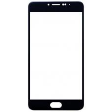 Защитное стекло полное Meizu M3 Note черное