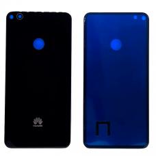 Задняя крышка Huawei Honor 8 Lite (PRA-TL10)/ P8 Lite 2017 (PRA-LX1) черная