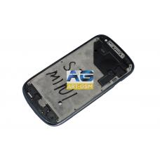 Корпусной часть (Корпус) Samsung 8190 S3 mini рамка дисплея Black