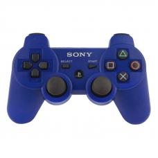 Джойстик для PS3 Dual Shock 3 (синий/коробка)