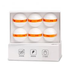Дезодоранты шарики для обуви Xiaomi Clean n Fresh Ball (6 шт.) (orange)