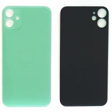 Задняя крышка для iPhone 11 зеленая
