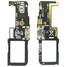 Шлейф зарядки Asus ZenFone C ZC451CG (Z007)