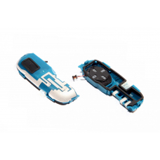 Аккустически блок (Звонок/Полифония ) Samsung S5600 , Динамик музыкальный полифонический в сборе с а
