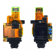 Шлейф разъем гарнитуры Sony Xperia X /X Dual F5121 / F5122