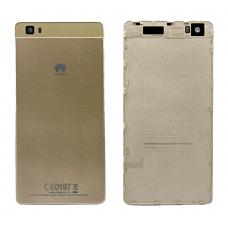 Задняя крышка Huawei P8 Lite (ALE-L21) золотая