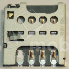 Коннектор SIM для Nokia 625/LG X145