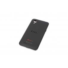 Корпусной часть (Корпус) HTC DESIRE VT/ T328T задняя крышка Black (Original)