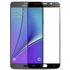 Защитное стекло полное Samsung Galaxy Note 5 SM-N920 черное