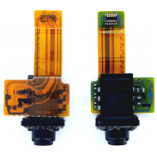 Шлейф разъем гарнитуры Sony Xperia XZ / XZ Dual / XZs / XZs Dual F8331/F8332/G8231/FG8232