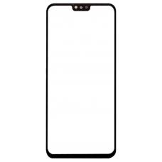 Стекло для дисплея Huawei Honor 8X 2018 (JSN-AL00/ JSN-L21) черный