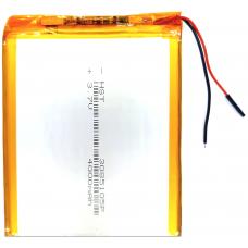 Аккумулятор Универсальный 3.0*85*105 mm 3.7v 4000mAh ( 3085105P )