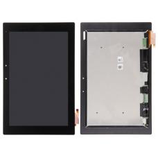 Дисплей с тачскрином Sony Xperia Tablet Z2 SGP521 черный