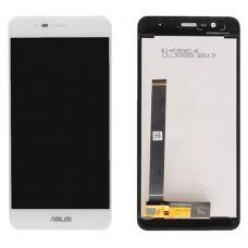Дисплей с тачскрином Asus ZenFone 3 Max ZC520TL (X008D) белый