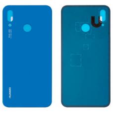 Задняя крышка Huawei P20 Lite (ANE-LX1) синяя