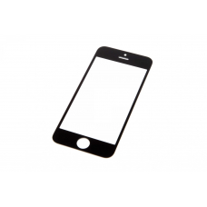 Стекло для переклейки Apple Iphone 5/5S Black