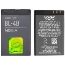 Аккумулятор Nokia BL-4B (Nokia N76/ 7370/ 7373/ 2630/ 2660/ 2630)