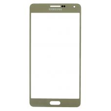 Стекло для дисплея Samsung Galaxy A7 SM-A700F золотое